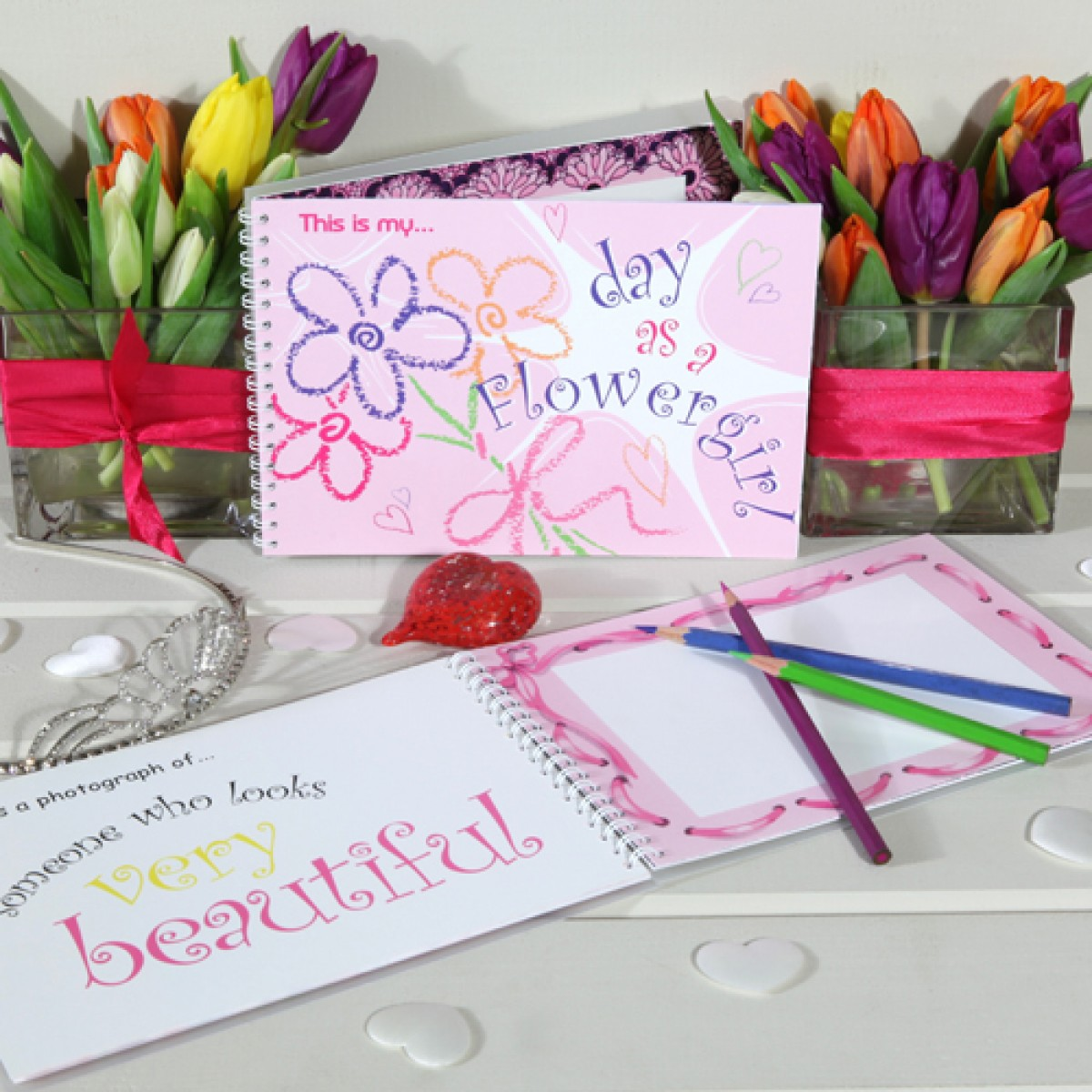 This is my Day as a Flowergirl Playbook | The Bridal Gift Box