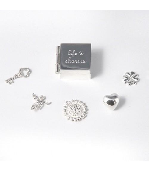 Silver Life Charms Box
