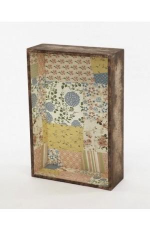Vintage look display box