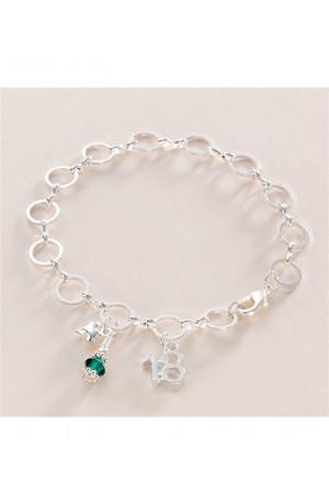 18th Birthstone Bracelet