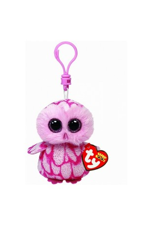 TY Pinky Beanie Boo Clip