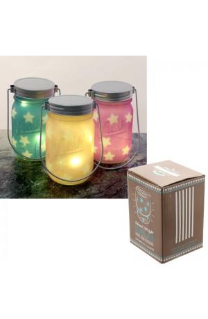 Mason Jar LED Light
