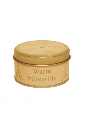 Christmas Gold - Warm Mince Pie Pintail Candle