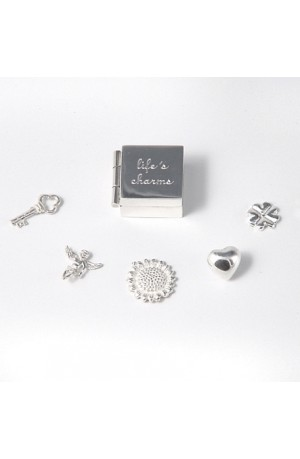 Silver Life Charms Box