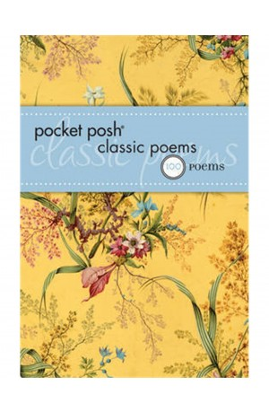 Pocket Posh 100 Classic Poems - Jennifer Fox
