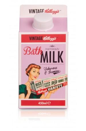 Vintage Kellogg's Bath Milk