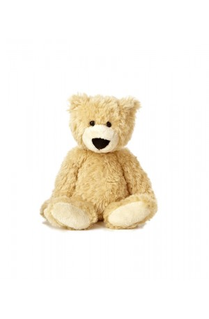 Ben the Slouchee Bear by Aurora with Engraved Message Heart