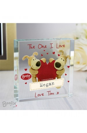 Boofle Heart Crystal Token