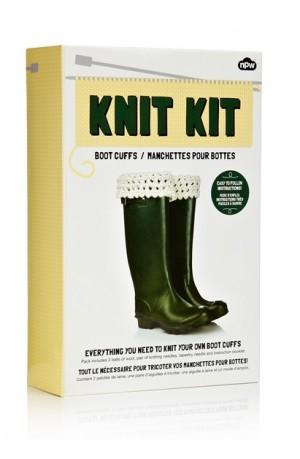 Boot Cuffs Knit