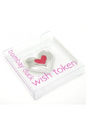 Love Wish Token by Bombay Duck