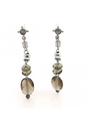 Mohini Fair Trade Drop Earrings by Nkuku