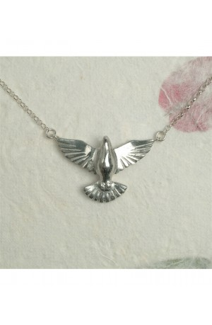 Dove of Peace Necklace by Glover & Smith