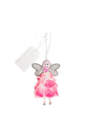 Fairy Flower Girl - Pink