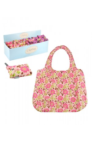 Flower Clip Bag