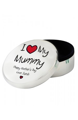 Personalised Trinket Boxes