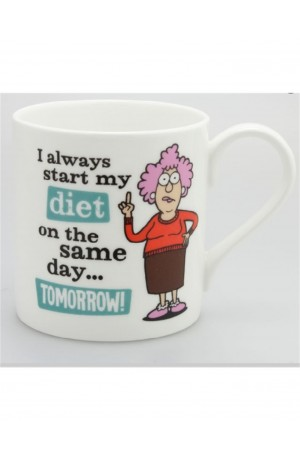 Aunty Acid Diet Mug