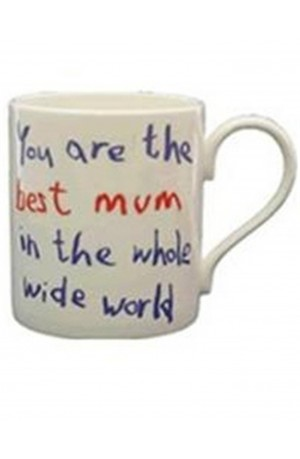 Best Mum in the Whole Wide World Mug