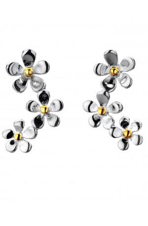 Sea Gems Daisy Earrings