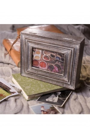 Onella Photo Frame Box by Nkuku