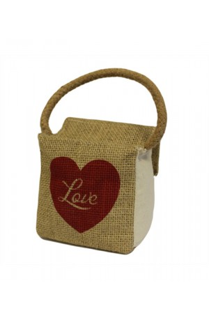 Jute & Cotton Door Stops - Flat Packed