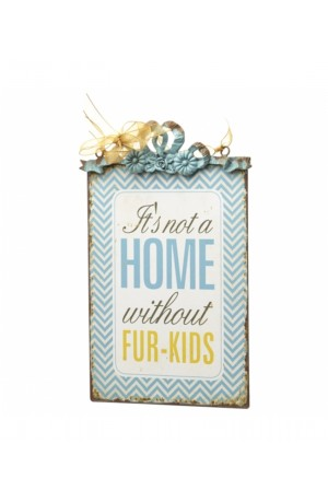 Metal Home Hanging Sign