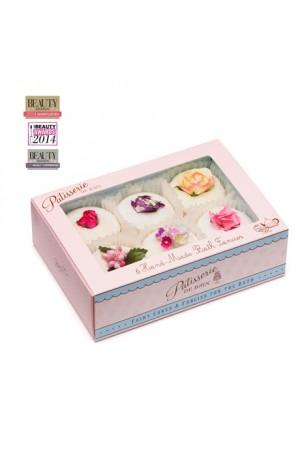 Patisserie de Bain Floral Fancies Bath Melts Set
