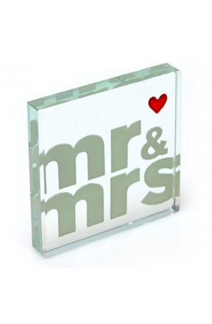 Spaceform Mr and Mrs Token