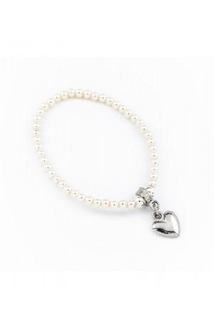 Oyster Pearl Bracelet by Luna London