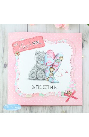 Beautiful Me To You Personalised Poem Book For Her