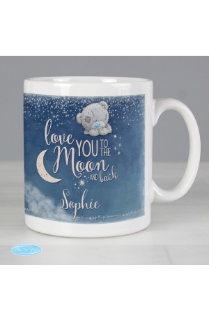 Me to You 'Love You to the Moon and Back' Personalised Mug