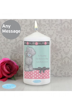 Me to You Pastelle Belle Message Candle