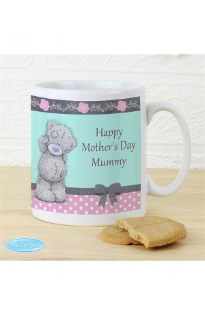 Me To You Pastel Belle Mug - Personalised
