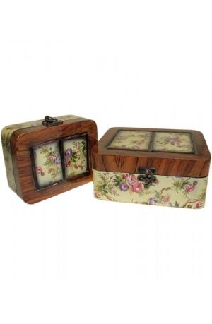 Small Victorian Keepsake Boxes