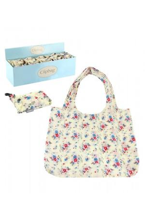 Summer Daisy Clip Bag