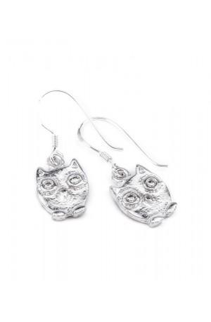 Twit-Twoo - Owl Earrings