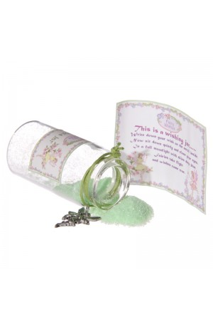 Cute Fairy Wish Jar